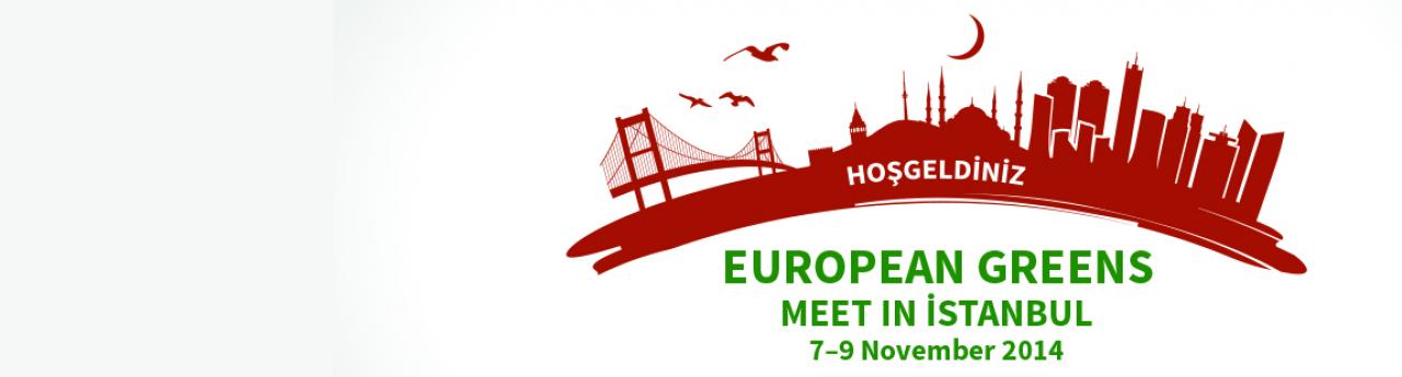 Ecolo est membre du Parti vert européen, deux délégués nous y représentent